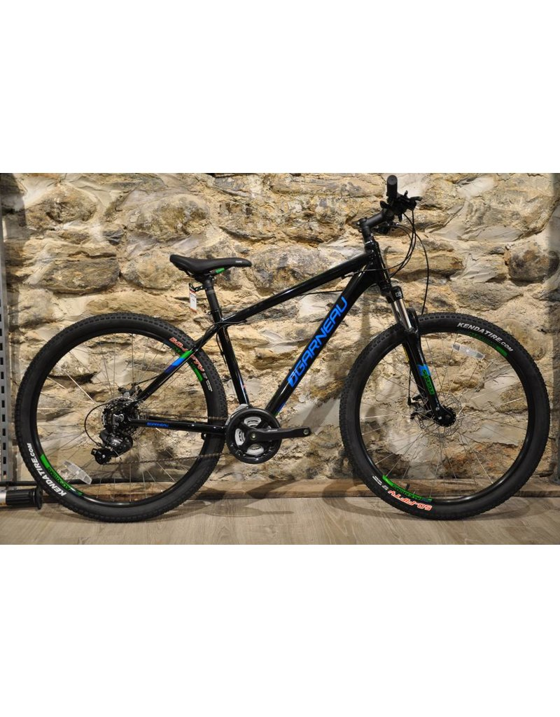 TRUST 273 BIKE BLACK / BLUE L 2018