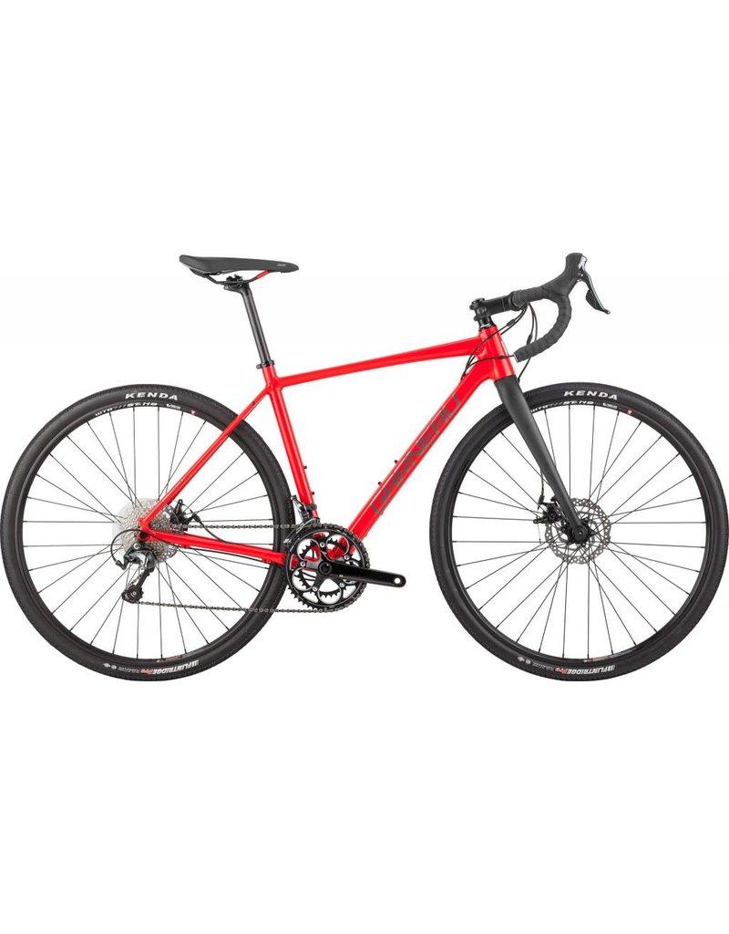 GARIBALDI G2 BIKE ROUGE RED M 2018