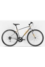 Devinci Bike St-Tropez MD Silver/Orange 2018