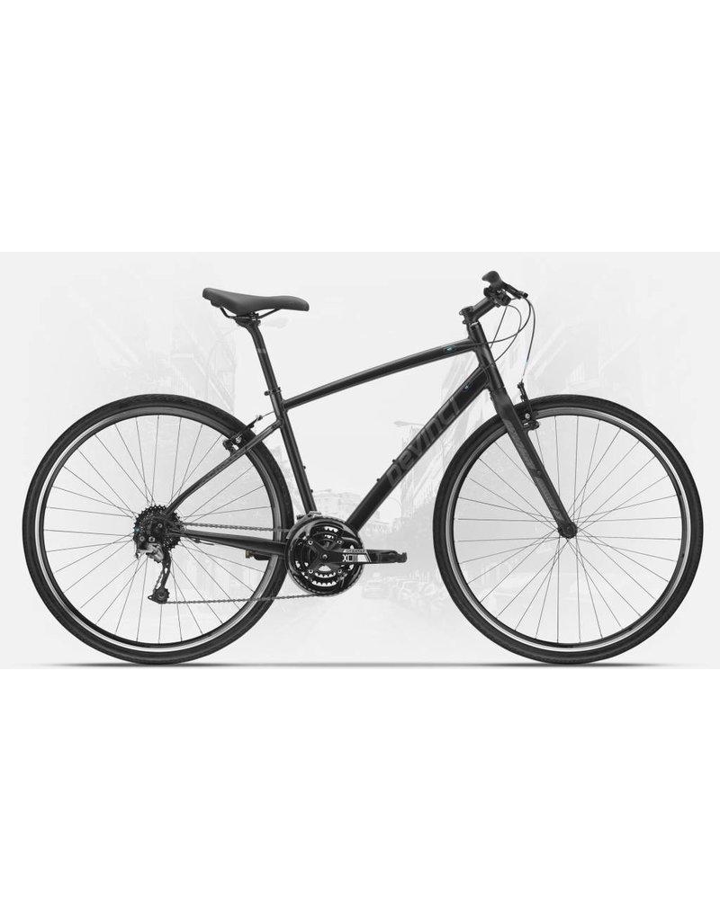 Devinci Bike Stockholm MD Black/Charcoal 2018