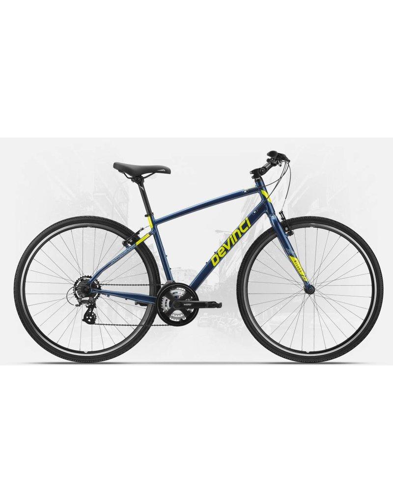 Devinci Bike Milano MD Navy/Green 2018