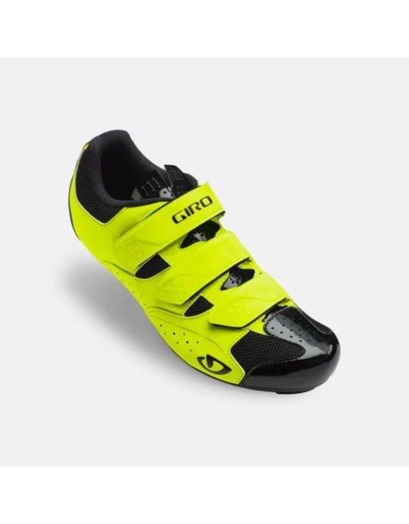 GIRO Chaussures Giro techne jaune 44
