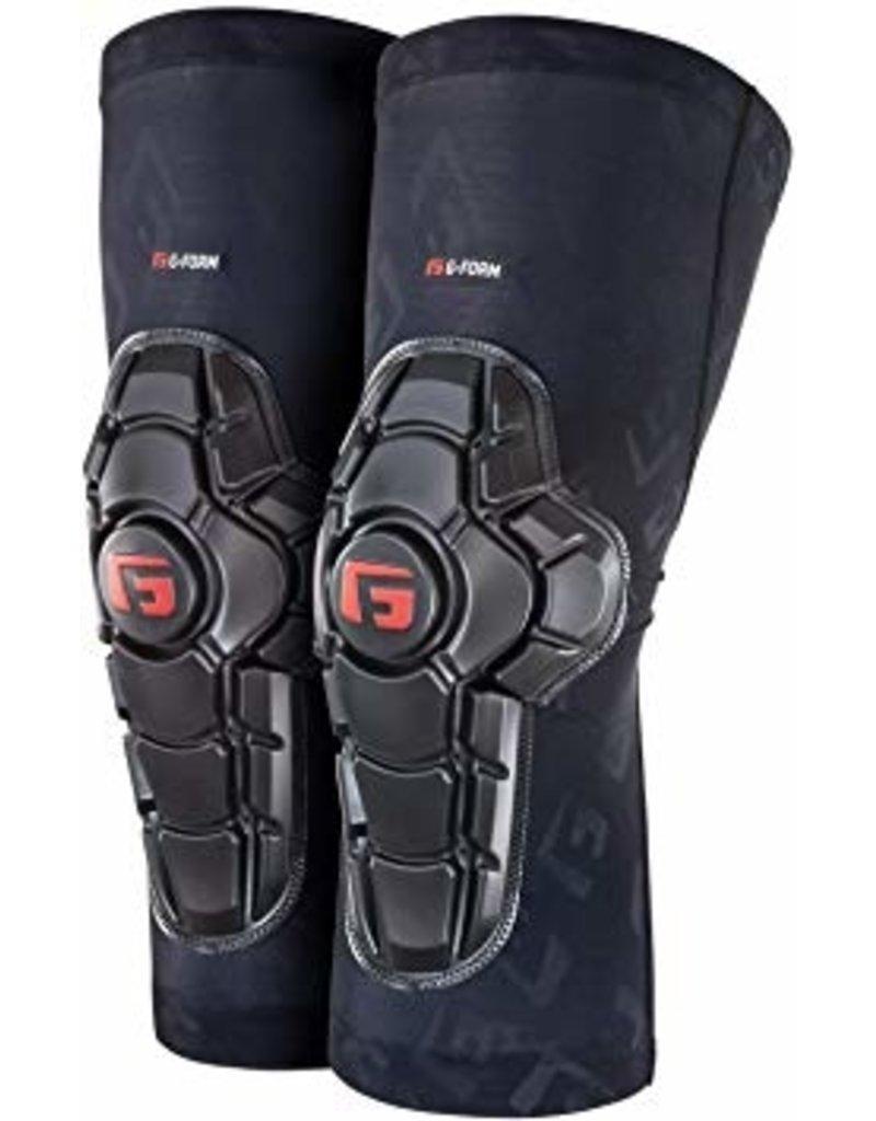 G-Form G-Form, Pro-X2, Knee Pads, Black, XL, Set