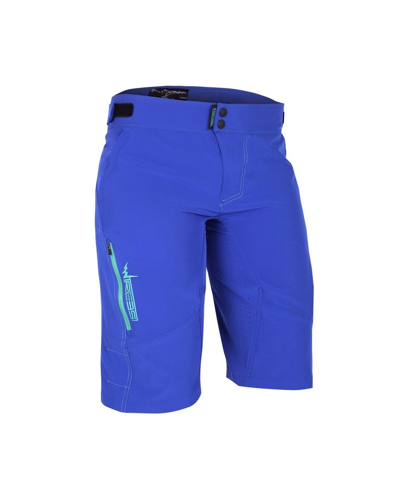 TREES Trees Shorts Resilient Femme Bleu MD