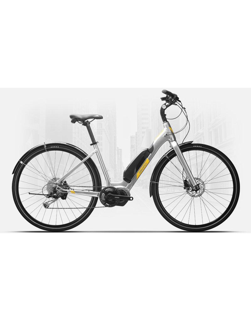 Bike E-Griffin E6100 9s Grey/Orange2020