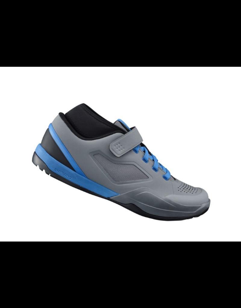 Shimano Chaussures Shimano SH-AM7 gris/bleu 41