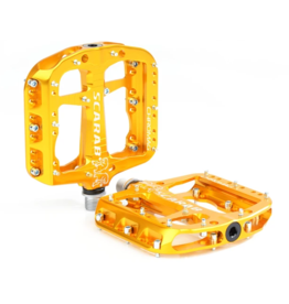 Chromag Pedals Scarab gold