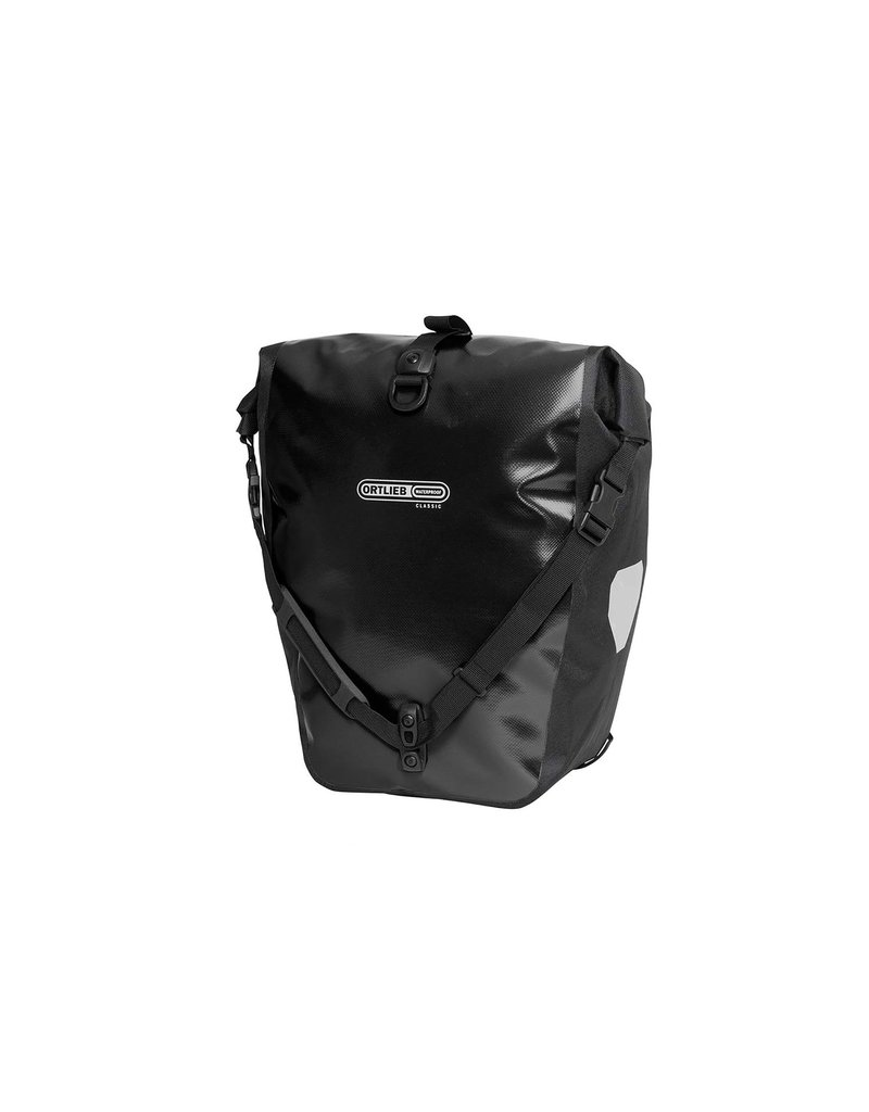 Ortlieb Back-Roller Classic 40 L black pair