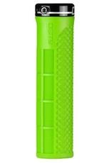 Poignées Deity Knuckleduster 132mm vert