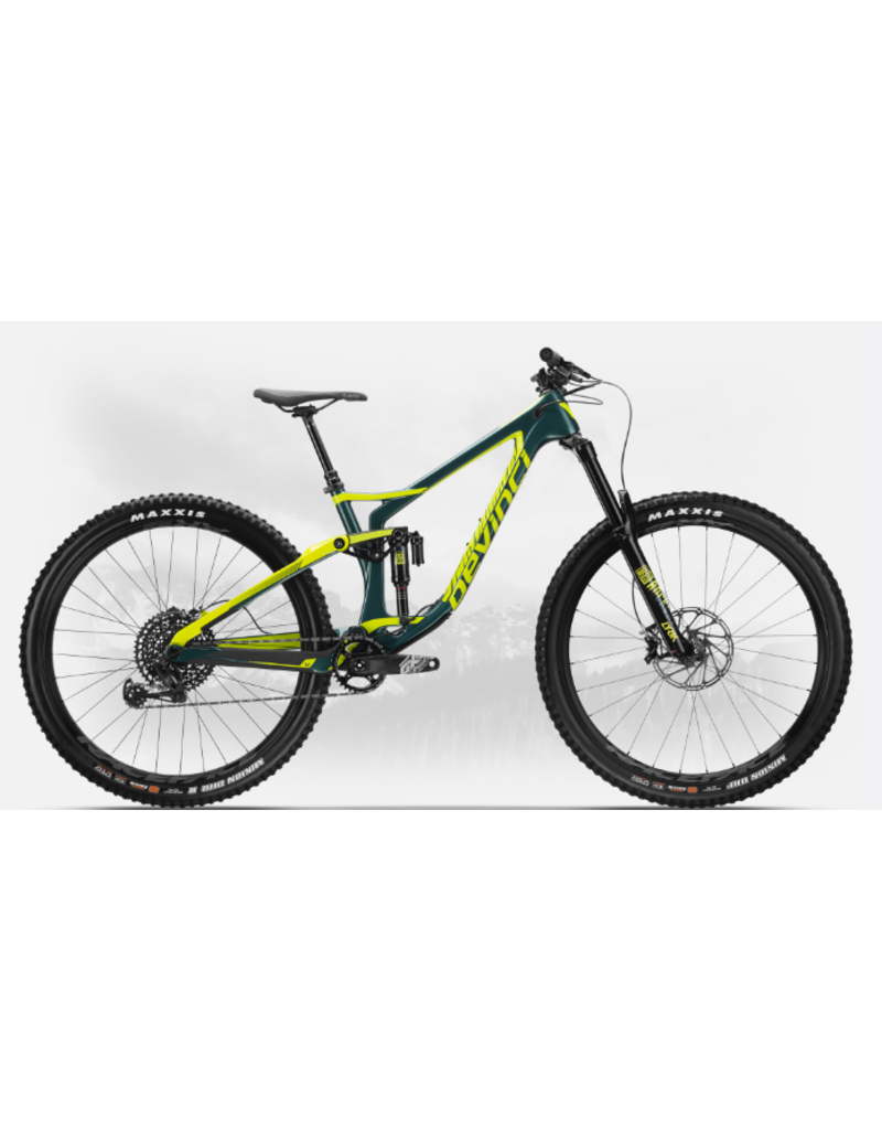 Devinci Spartan Carbon 29 GX MD Green 2019