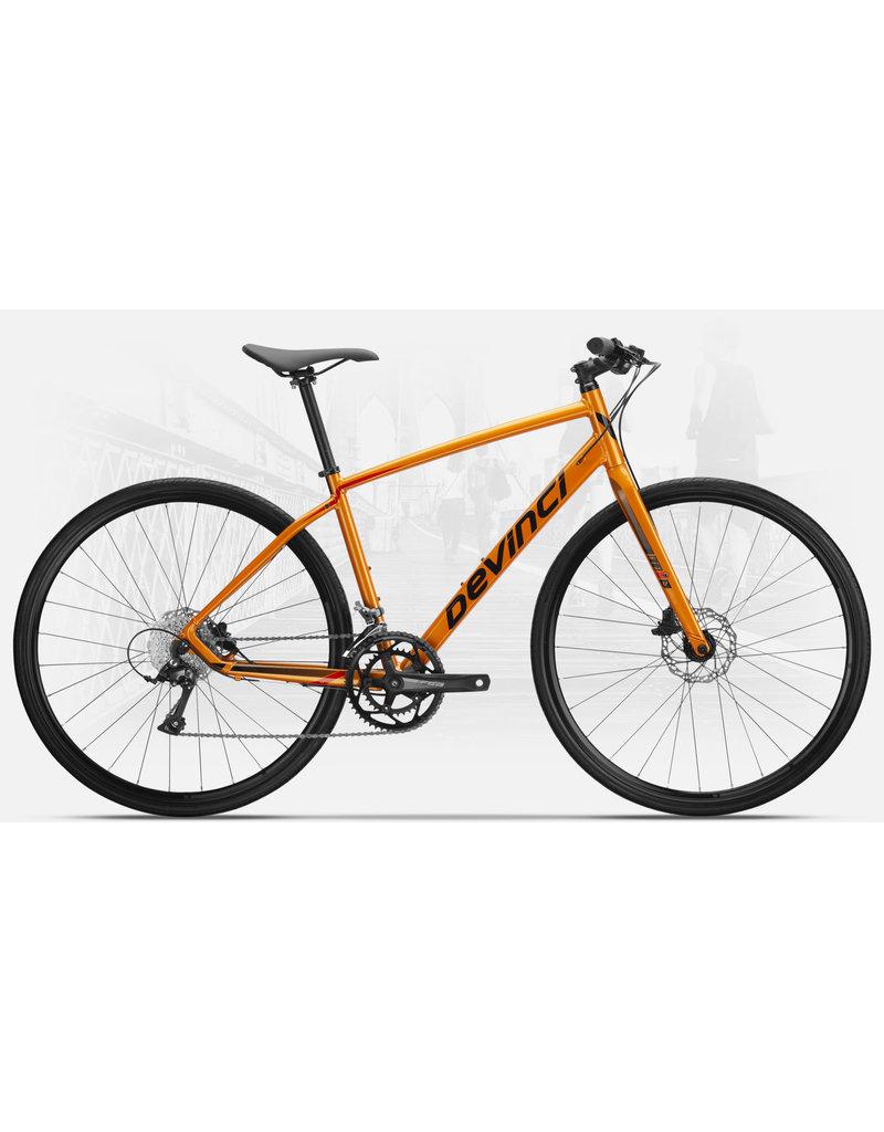 Devinci Hex Claris MD Orange/Black 2019
