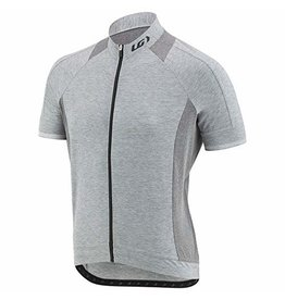 Louis Garneau Lemmon 2 Jersey Chine Heather Gris