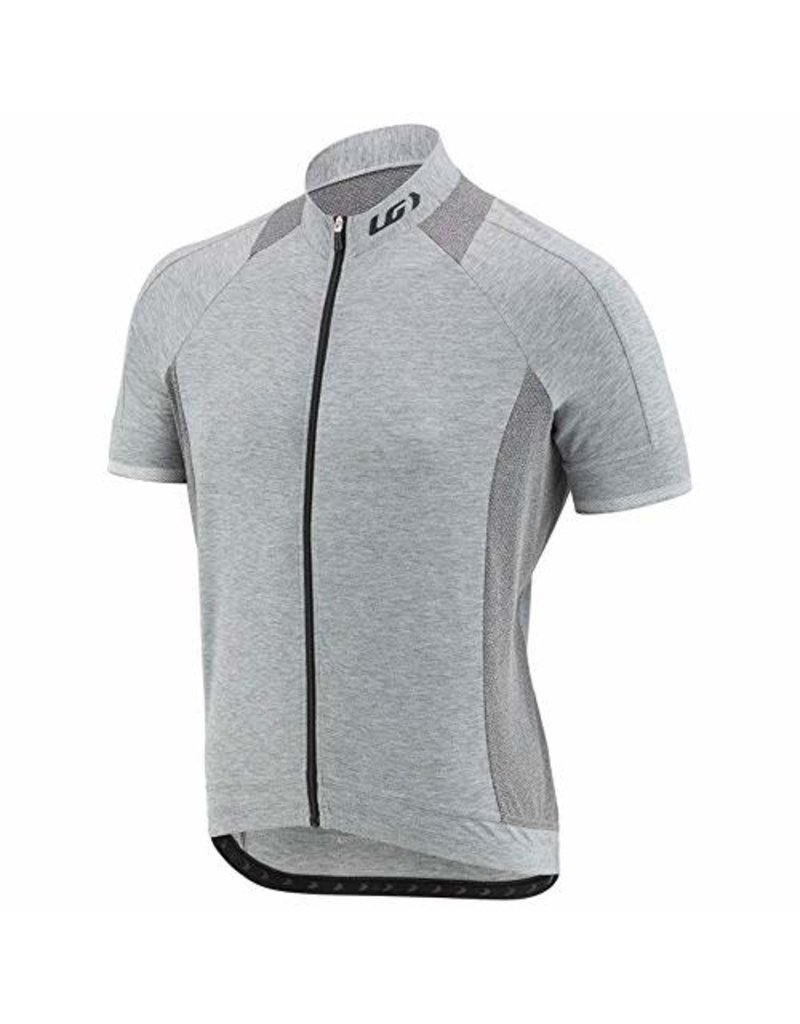 GARNEAU LEMMON 2 CYCLING JERSEY GRIS CHINE HEATHER GRAY XL