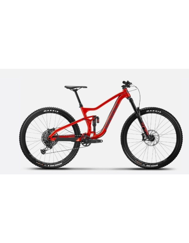 Devinci Troy Deore 12s Rouge Small 2021