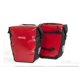 Ortlieb Sacoches Ortlieb Back-Roller City 40 L Rouge-Noir