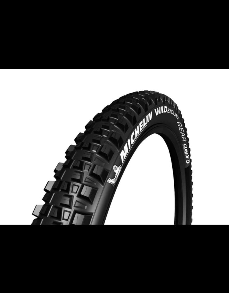 Pneu Michelin, Wild Enduro Front, 29'' x2.40, Pliable, Tubeless Ready, MAGI-X, Gravity Shield, 60 TPI, Noir