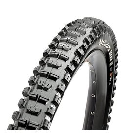 Maxxis Maxxis, Minion DHR2, Tire, 29''x2.40, Folding, Tubeless Ready, 3C Maxx Terra, Double Down, Wide Trail, 120x2TPI, Black