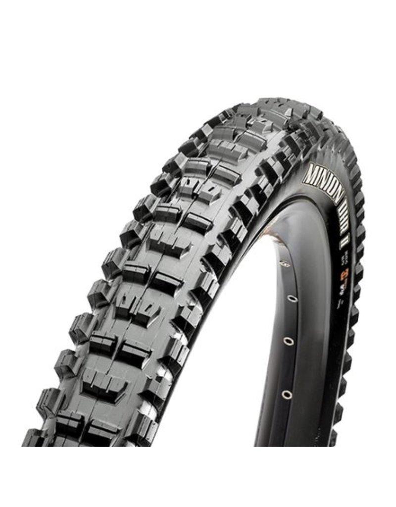 Maxxis Maxxis, Minion DHR2, Tire, 29''x2.40, Folding, Tubeless Ready, 3C Maxx Terra, Double Down, Wide Trail, 120x2TPI, Black
