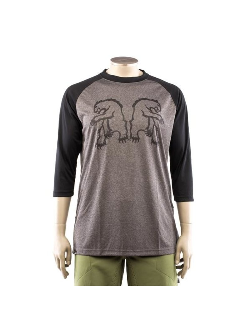Chromag Jersey 3/4 Mission Charcoal Large