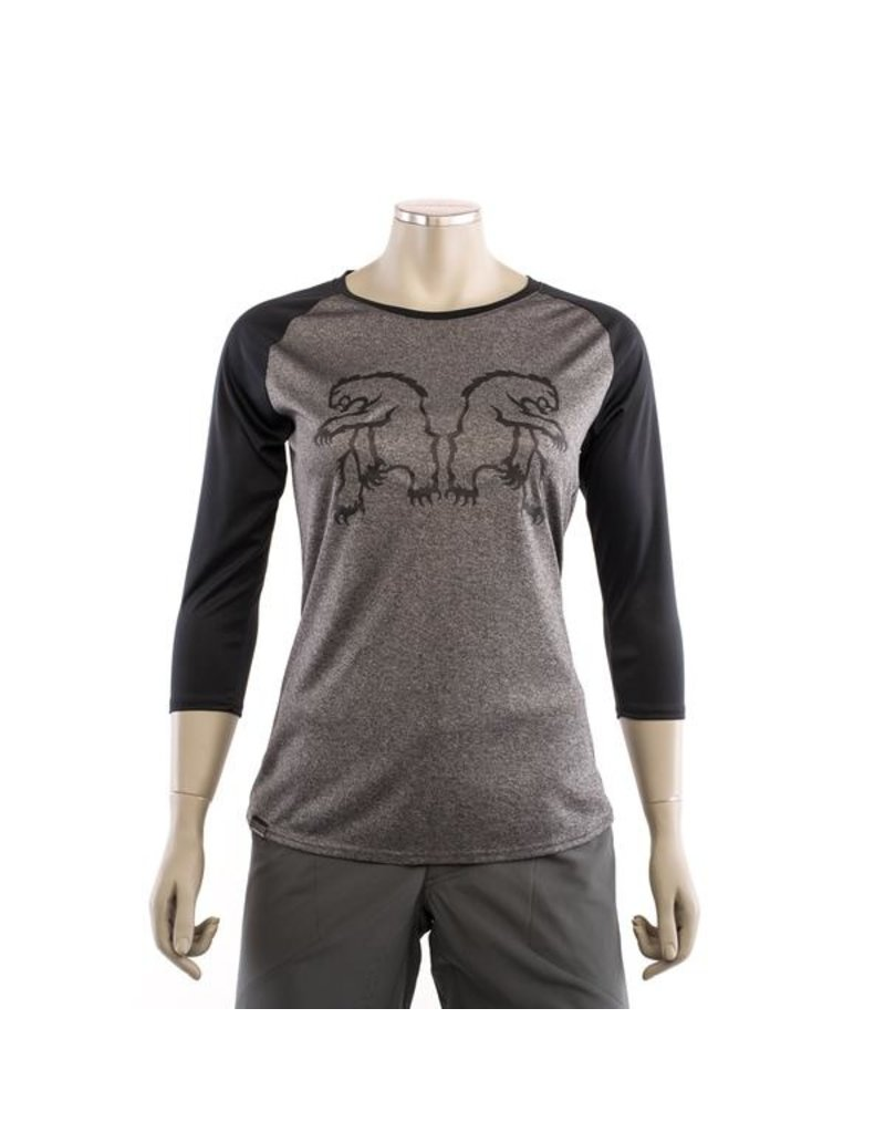 Chromag Jersey 3/4 Charcoal W Small