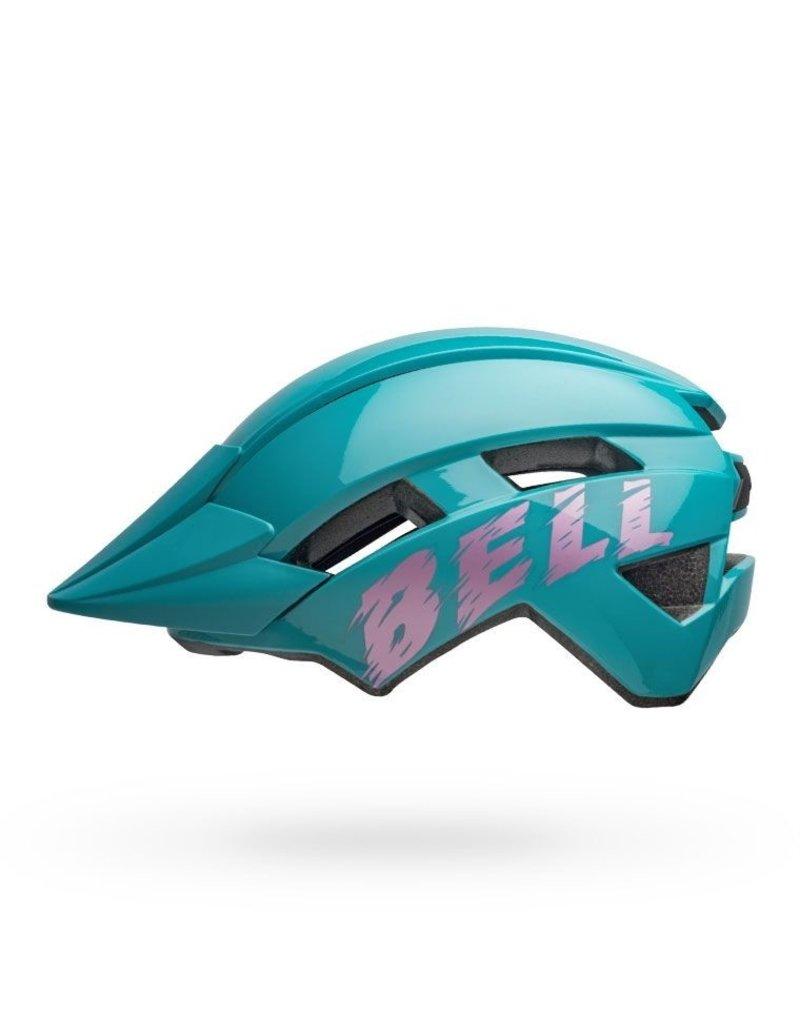 Bell Casque Bell Sidetrack II Mips Bleu/Rose UY