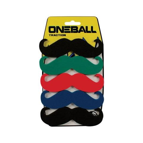 TRACTION 6 PACK MUSTACHE