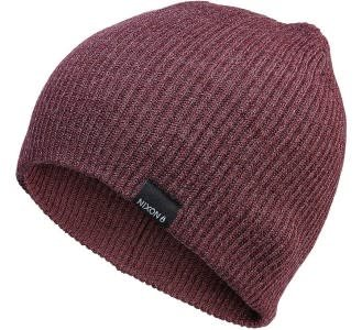 MEN'S Compass Beanie Cabernet