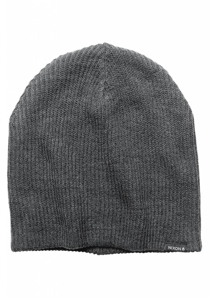MEN'S Compass Beanie Charcoal Heather