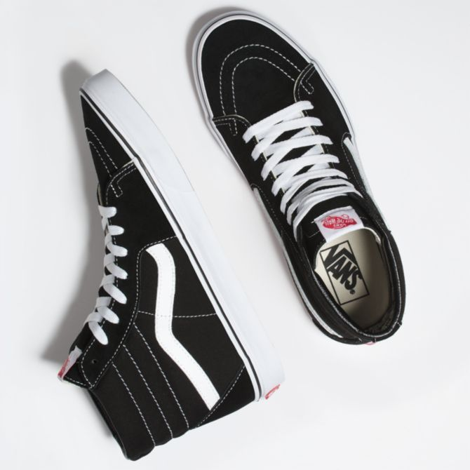 SK8-HI BLACK/BLACK/WHITE