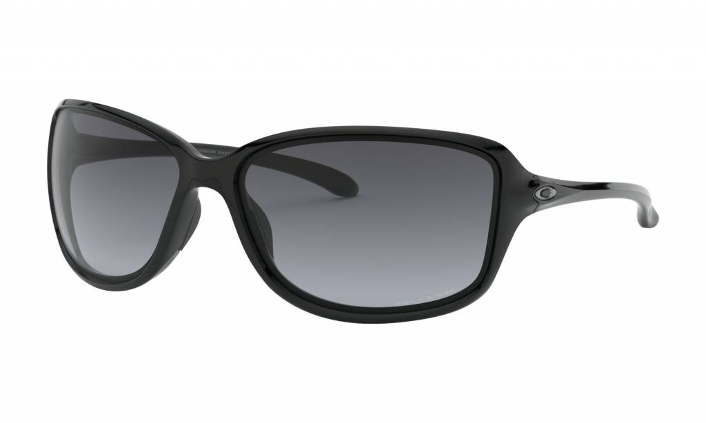 Cohort Polished Black w/ Grey Gradient Polarized