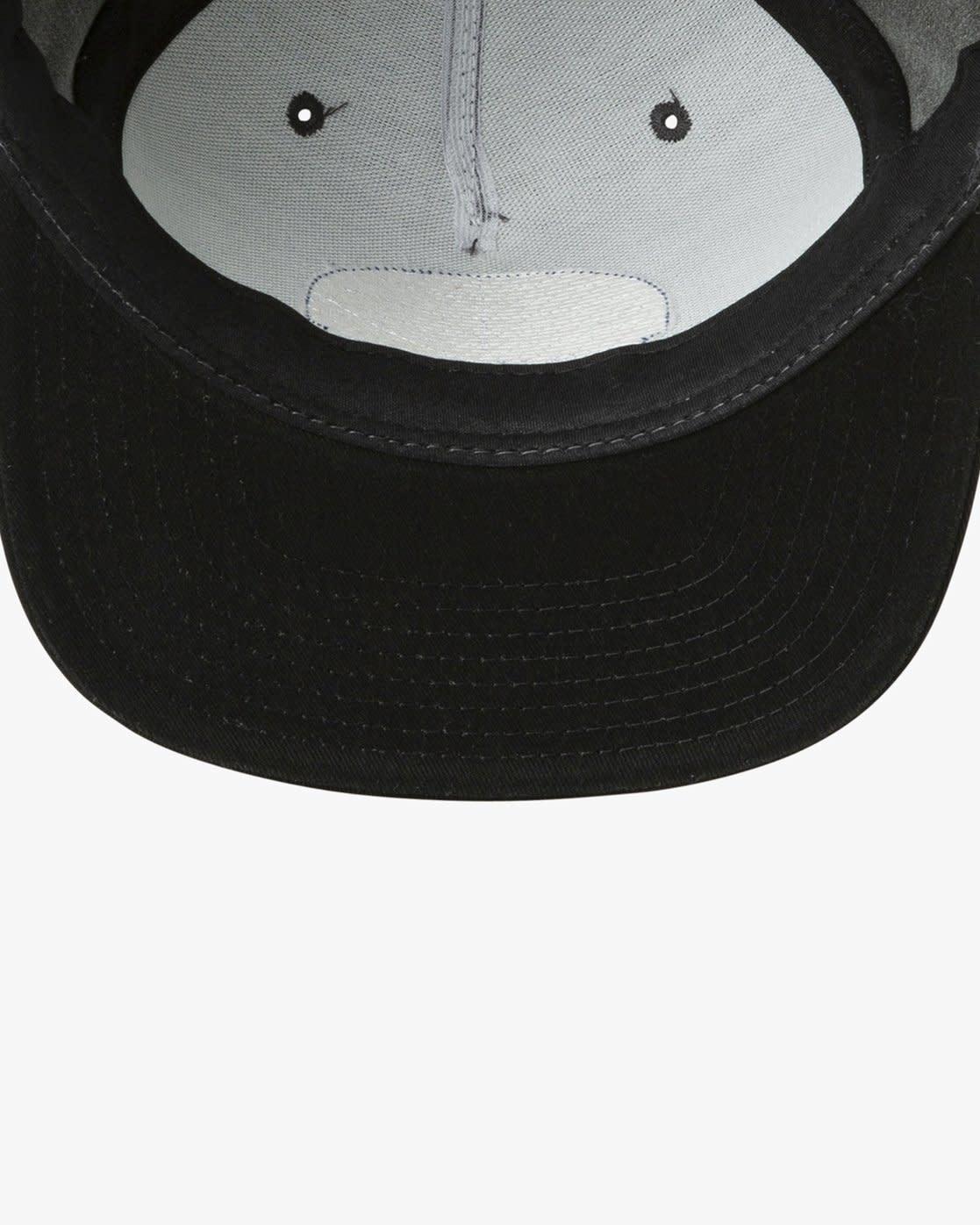 OLYMPIC SNAPBACK HAT BLACK