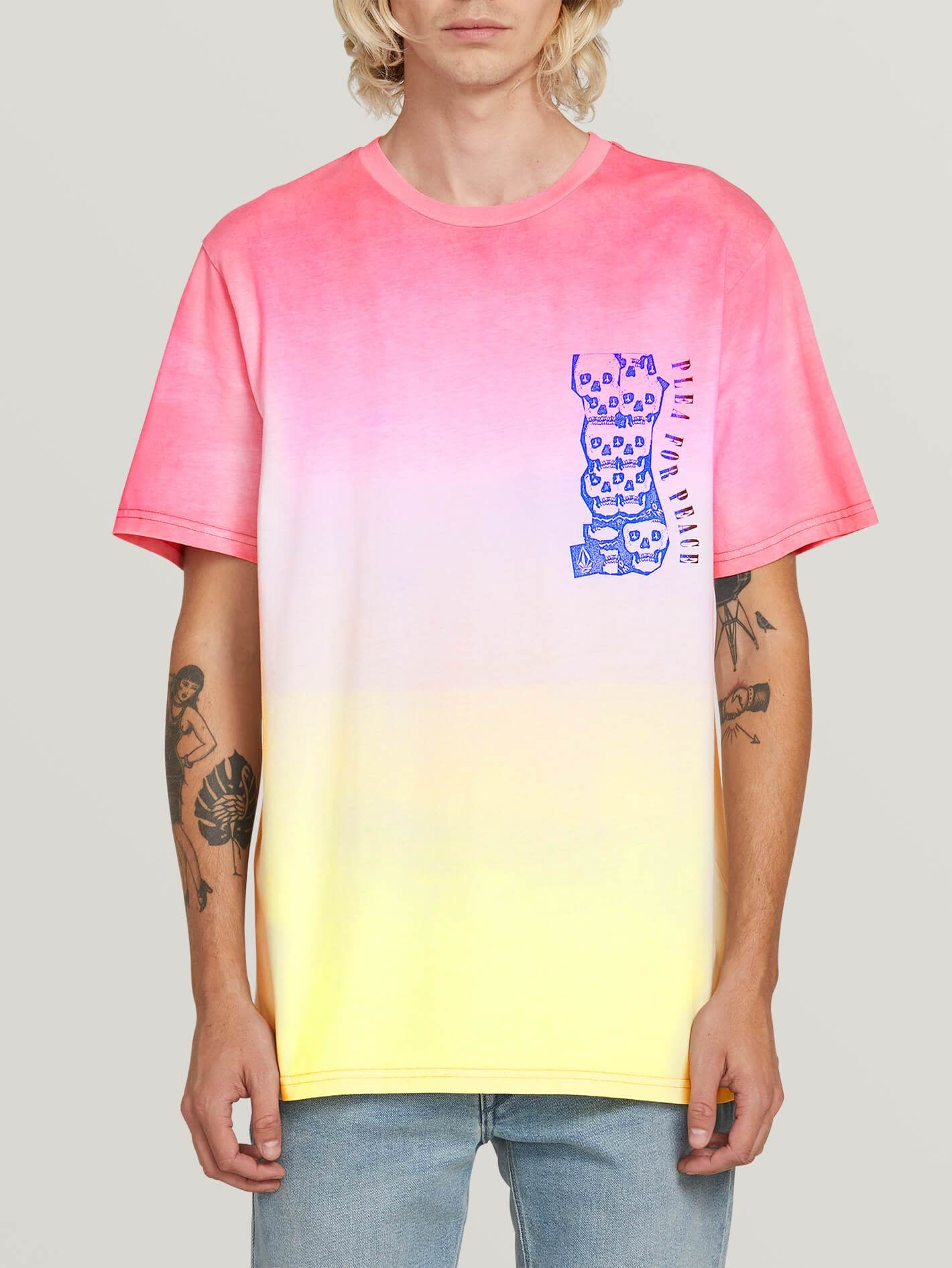 Stage Peace S/S Tee