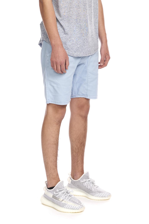 Kuwala Chino Shorts Baby Blue