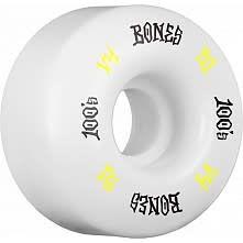 100 51mm White O.G. Formula V4 Wide