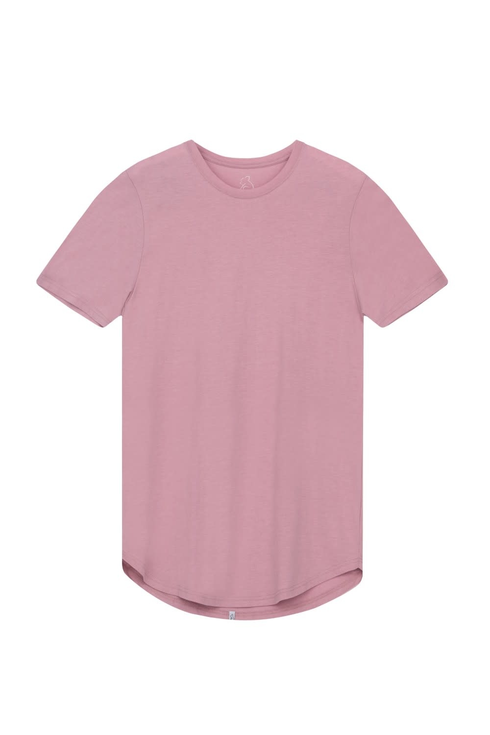 Eazy Scoop Tee Dusty Pink