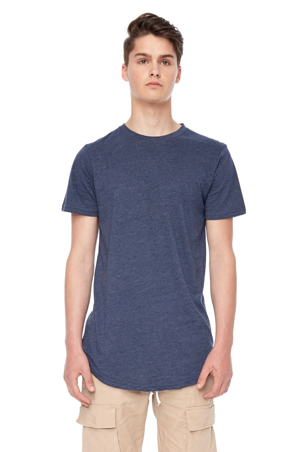 Eazy Scoop Tee Navy