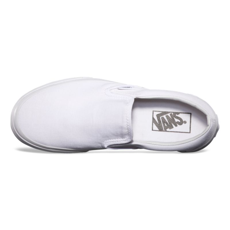 Classic Slip-On True White