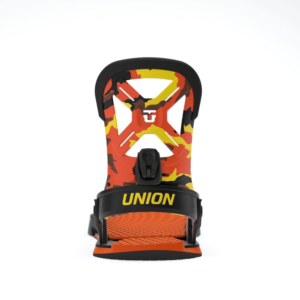 Cadet Pro Orange Camo Small