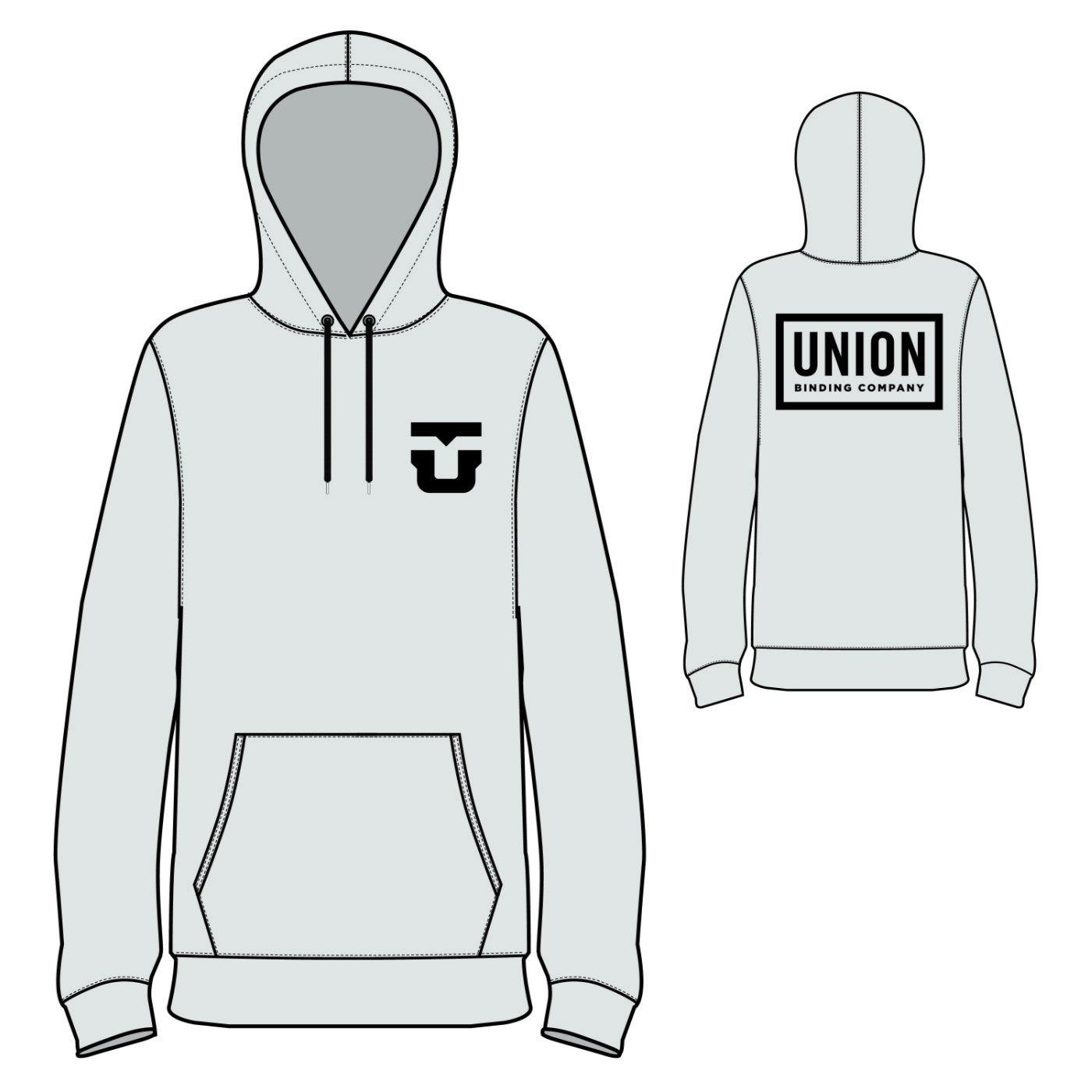 Union Team Hoodie Grey
