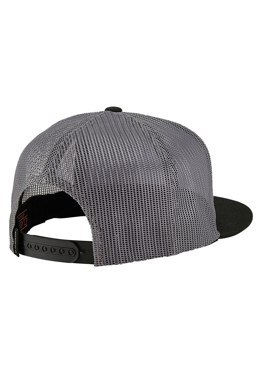 Team Trucker Hat Black/Charcoal