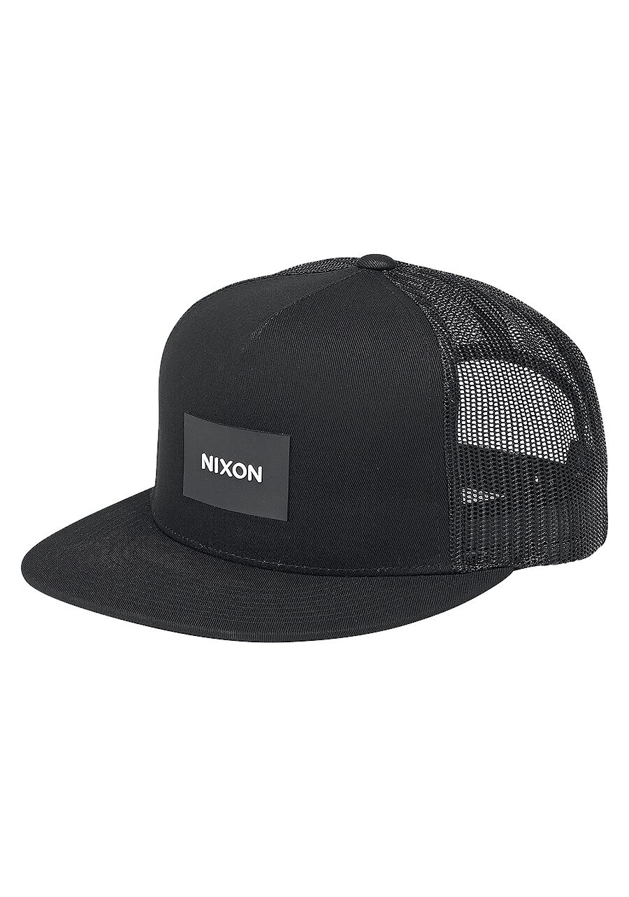 Team Trucker Hat Black