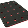 Holey Sheet Red