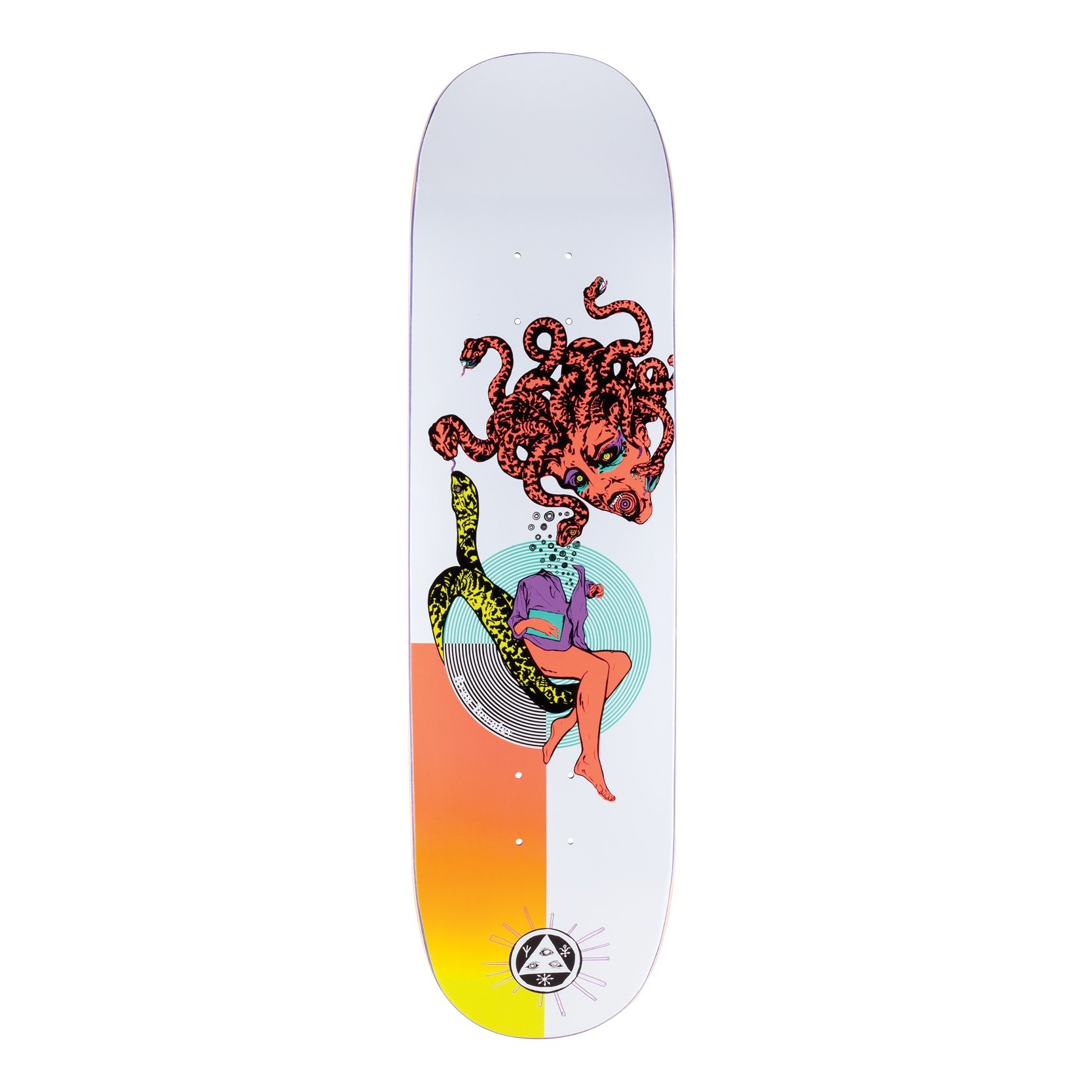 Ryan Townley Gorgon on Enenra - White/Coral - 8.5""