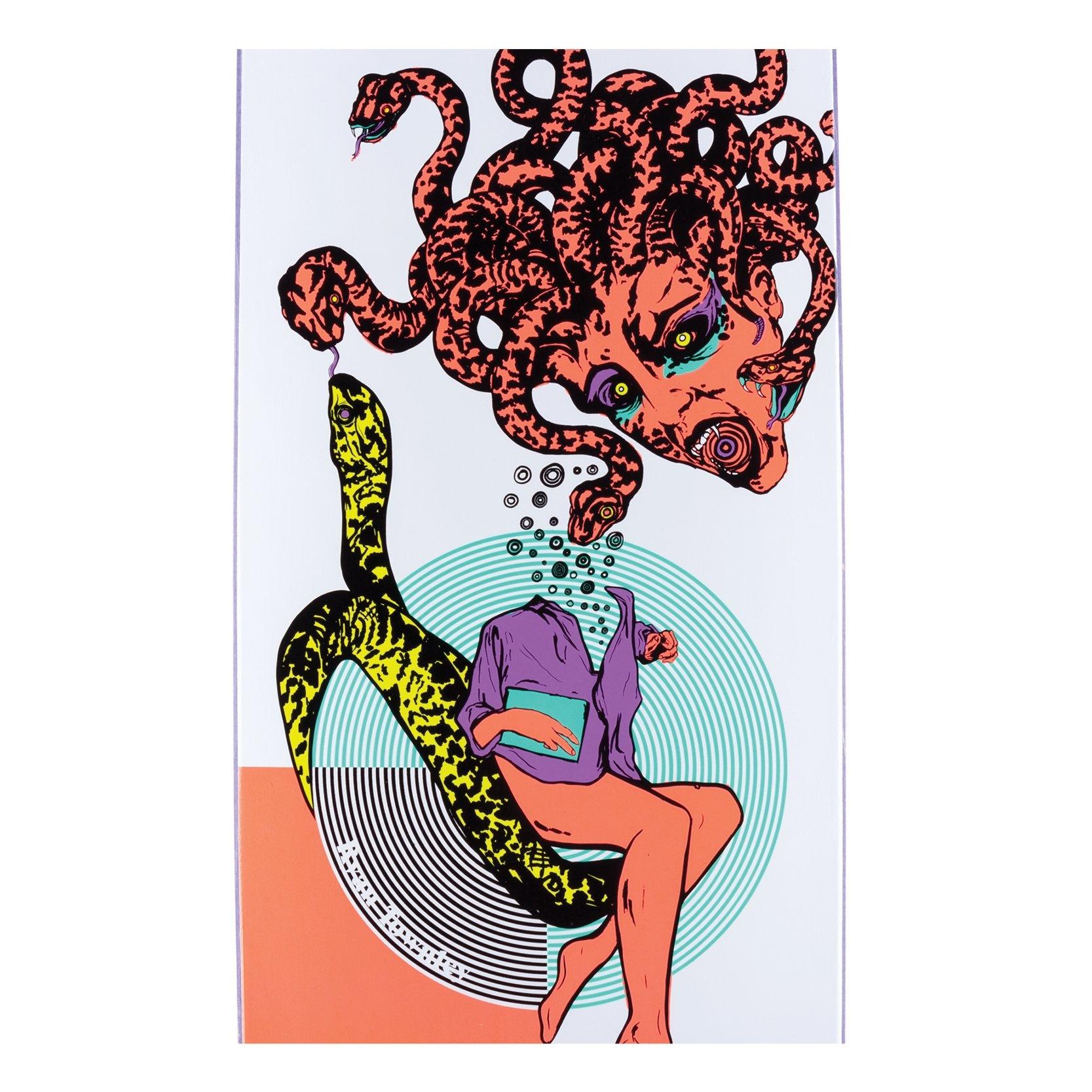 """Ryan Townley Gorgon on Enenra - White/Coral - 8.5"""""""