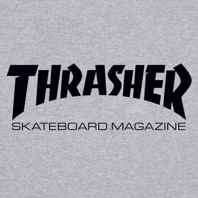 Thrasher Skate Mag Hood