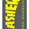 Thrasher/Mob Skate Mag Yellow Grip