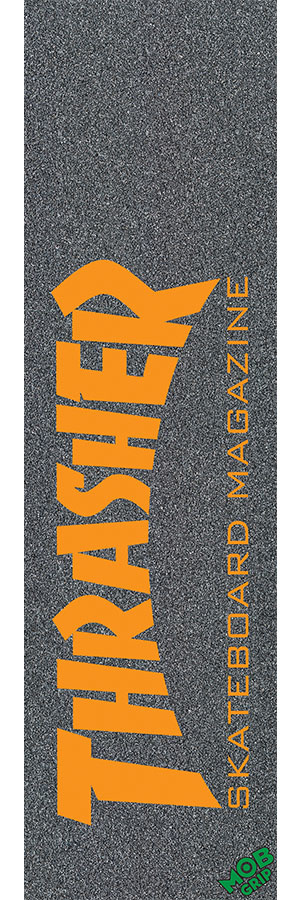 Thrasher/Mob Skate Mag Orange