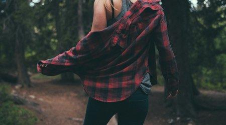 Button/Flannel