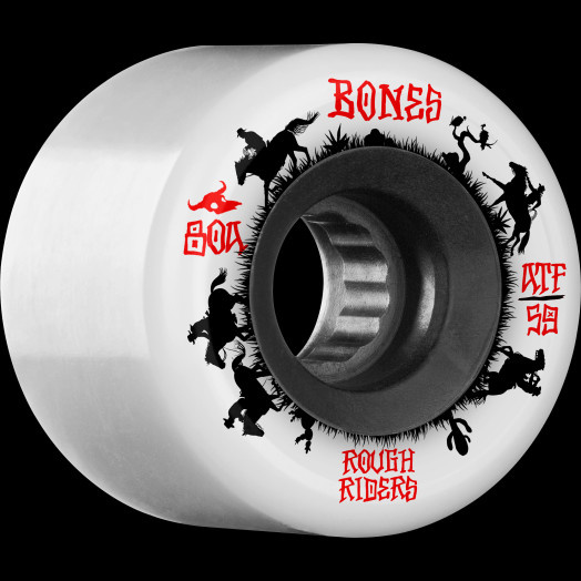 Rough Rider Wranglers 59mm