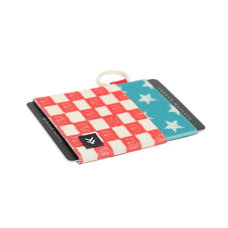 Checkered Elastic